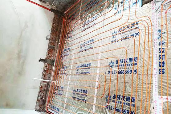 【电地热安装】夏家村广富屯51号发热线缆施工案